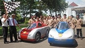 Inovasi Honda Revo 110 cc Menjadi Mobil sapu Angin